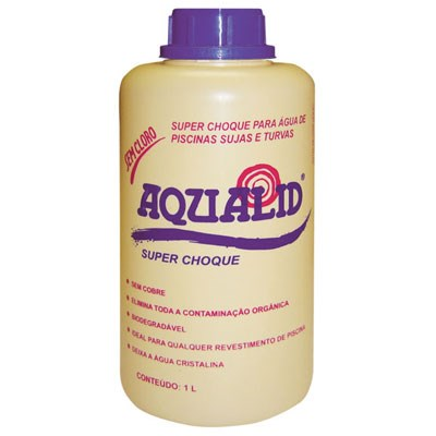 Aqualid Super Choque - 1 litro
