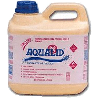 Aqualid Super Choque - 5 litros