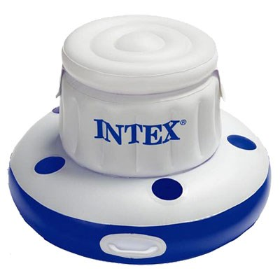 Bar Infl�vel Flutuante - Cooler para 24 latas - Intex