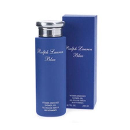 Ralph Lauren Blue Shower Gel