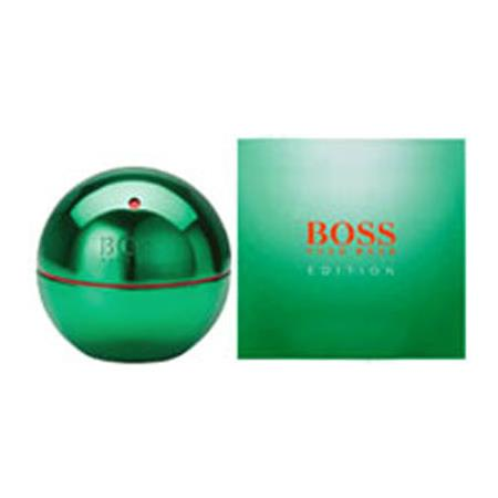 Boss in Motion Edition Green Masculino